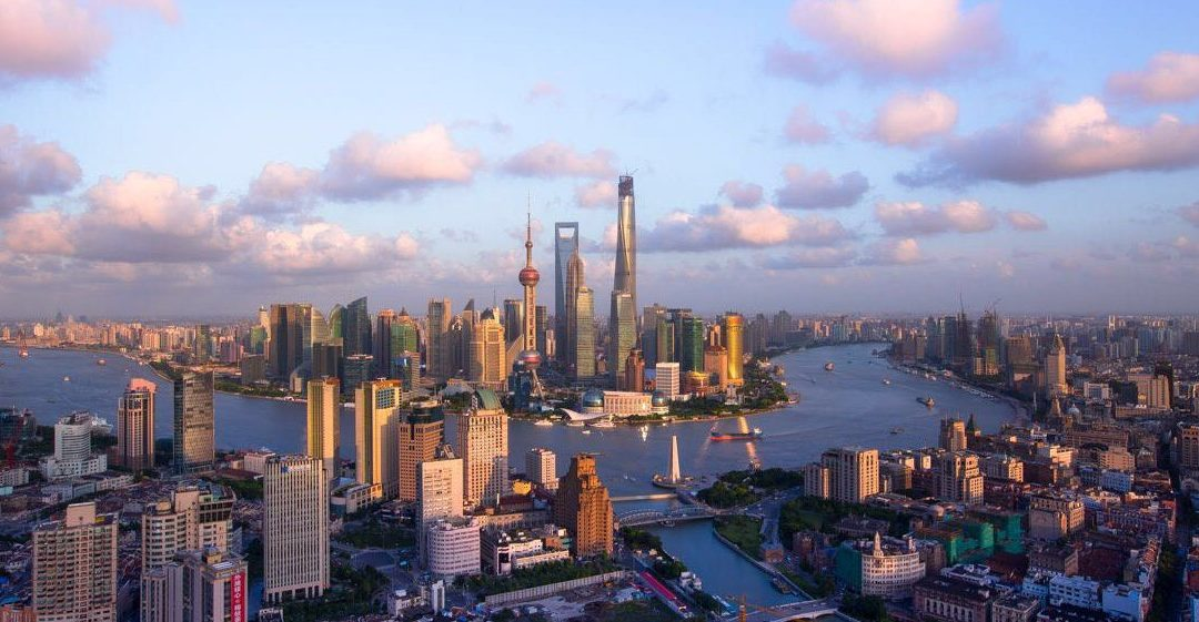 Shanghai first Chinese city to top 3 trillion yuan GDP