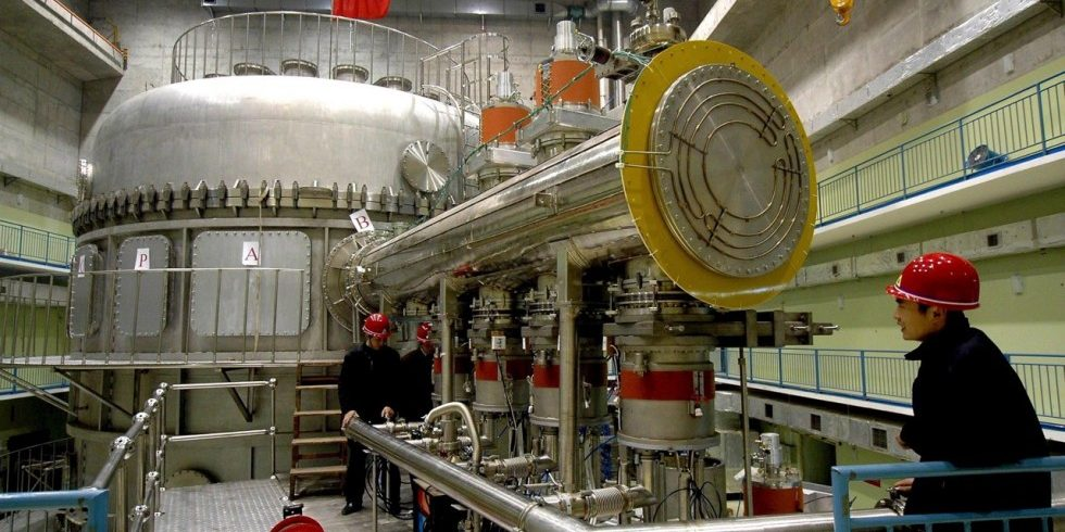 China beats the world nuclear fusion clean energy