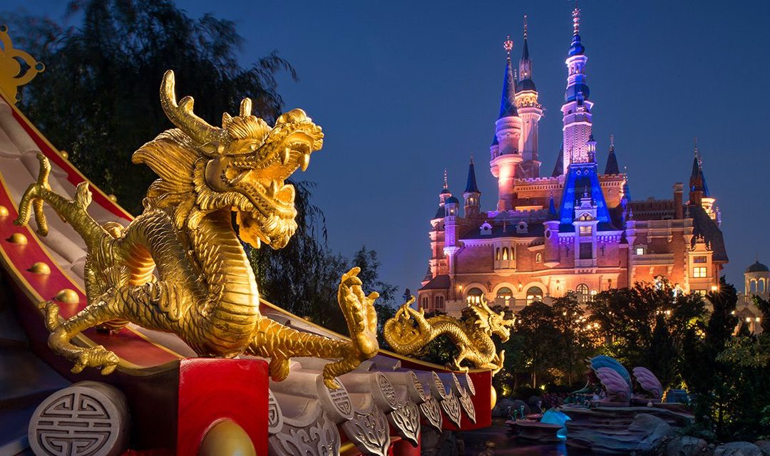Alibaba Deal avec Disney développe le divertissement vidéo animé en Chine