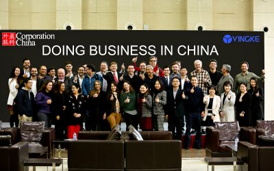 Doing Business in China 2019