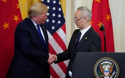 US-China Phase One Deal: Non-US Suppliers Will Need to Conduct Damage Assessments
