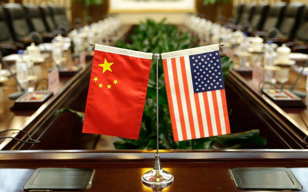 US companies are sticking with China despite rising tensions and pressure from Trump